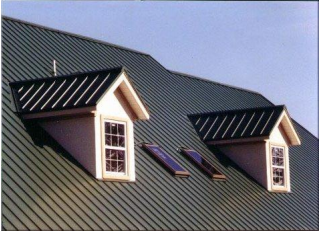 Interfine 1080 Metal Roofs